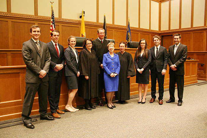 64 Annual Moot court Showcase