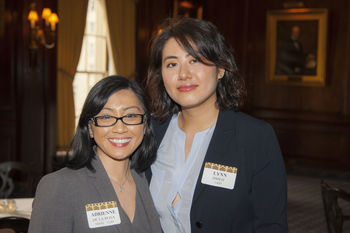 Alumni NDL NYC 2015 event Adrienne