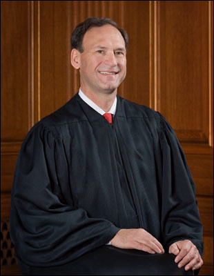 U.S. Supreme Court Associate Justice Samuel Anthony Alito, Jr.