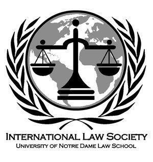 International Law Society logo