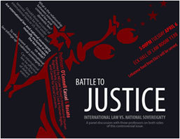 battle to justice