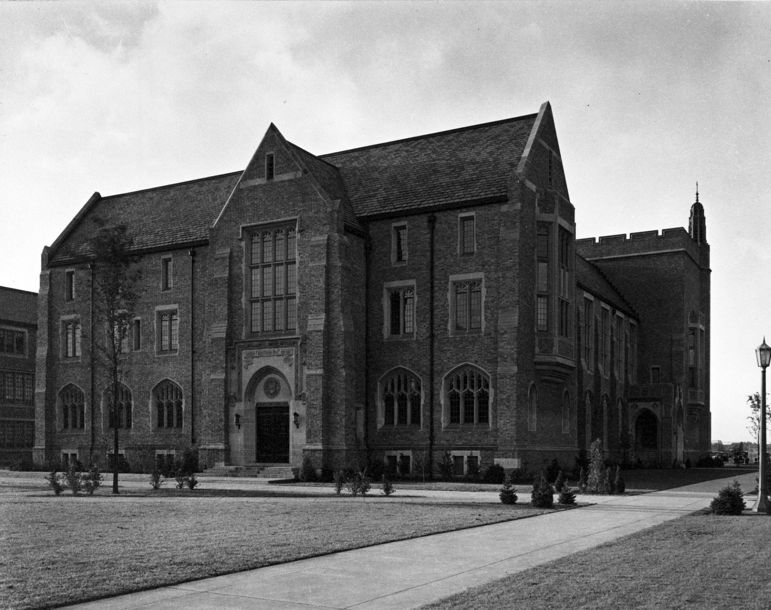 Original Law School Building