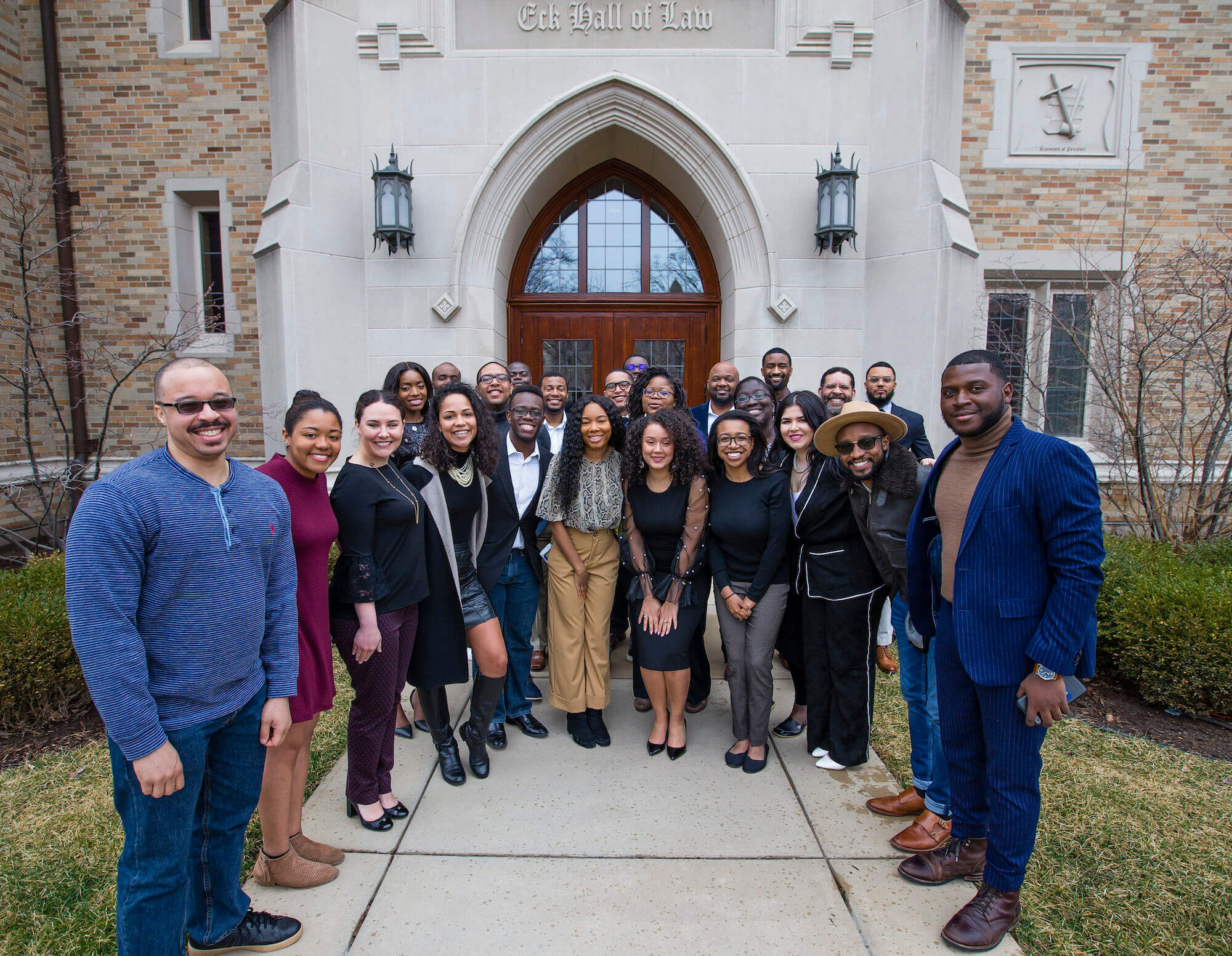 Nd blsa brunch Group Photo