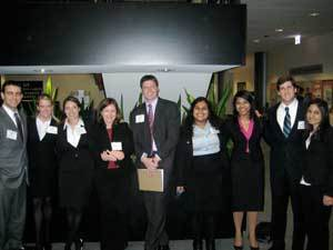 Jessup Moot Court team 2011