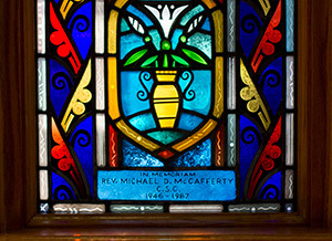 In Memorry of Rev. Michael McCafferty